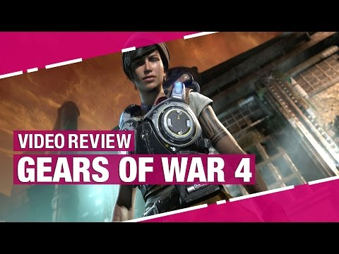Gears of War 4 Review thumbnail