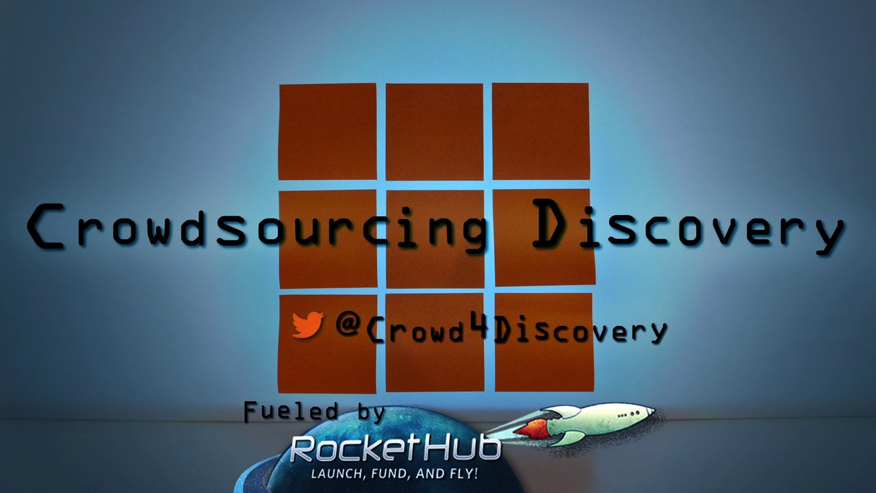 Crowdsourcing Discovery thumbnail