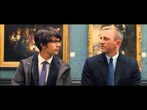 Skyfall - James Bond meeting Q (1080p) thumbnail