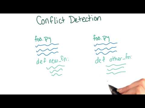 Conflict Detection - How to Use Git and GitHub thumbnail