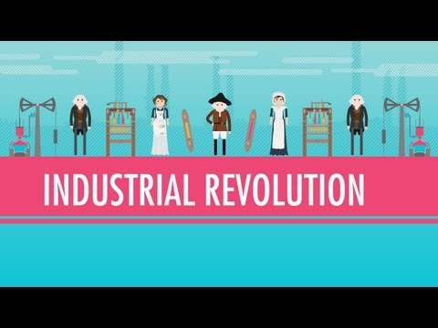 Coal Steam And The Industrial Revolution Crash Course World