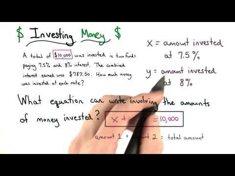 Investing Money - Visualizing Algebra thumbnail