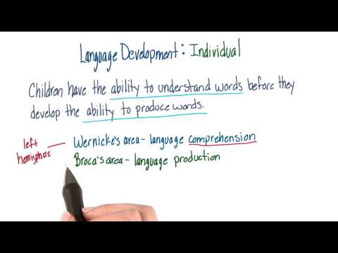 Individual language development - Intro to Psychology thumbnail