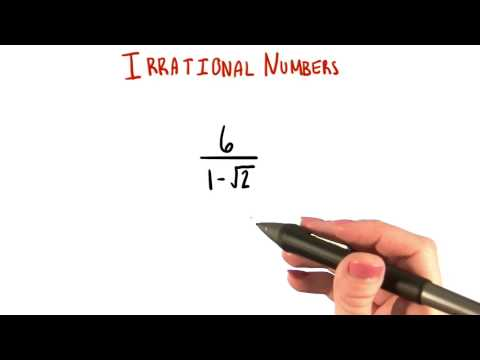 Rationalizing the Denominator - College Algebra thumbnail