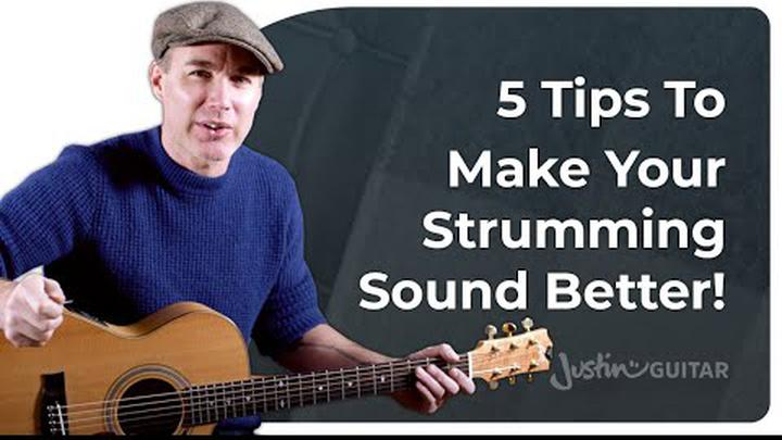How to Level Up Any Strumming Pattern | Guitar for Beginners