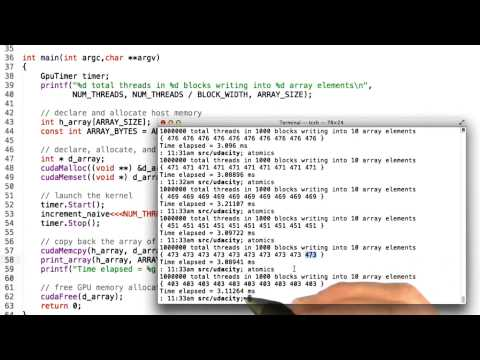 A Related Problem Part 2 - Intro to Parallel Programming thumbnail