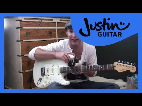Guitar Anatomy (Guitar Lesson BC-104) Guitar for beginners, Getting started thumbnail
