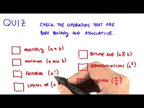 04-09 Binary and Associative Operators thumbnail