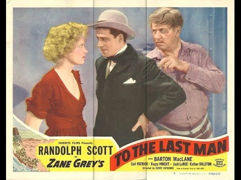 To the Last Man (1933 film) Shirley Temple - classic western thumbnail