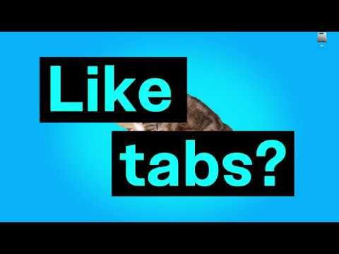 Like tabs? thumbnail