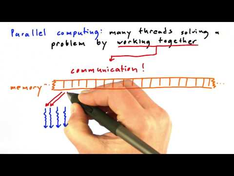 Communication Patterns - Intro to Parallel Programming thumbnail