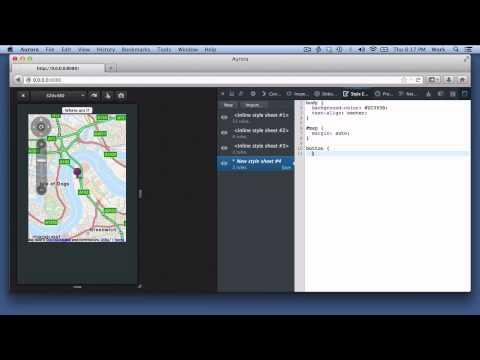 Firefox Developer Tools - Style Editor thumbnail