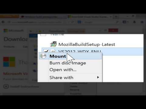 Setting up a Windows Firefox build environment thumbnail
