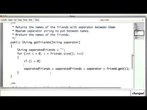 separators - Intro to Java Programming thumbnail