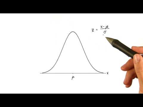Z-Score - Intro to Descriptive Statistics thumbnail