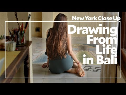 "Louise Despont: Drawing from Life in Bali | Art21 ""New York Close Up"" thumbnail"