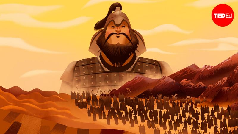 The rise and fall of the Mongol Empire thumbnail