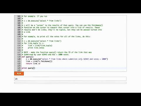 Advanced SQL in Python Solution - Web Development thumbnail
