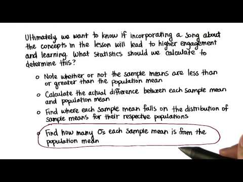 What Statistics - Intro to Inferential Statistics thumbnail