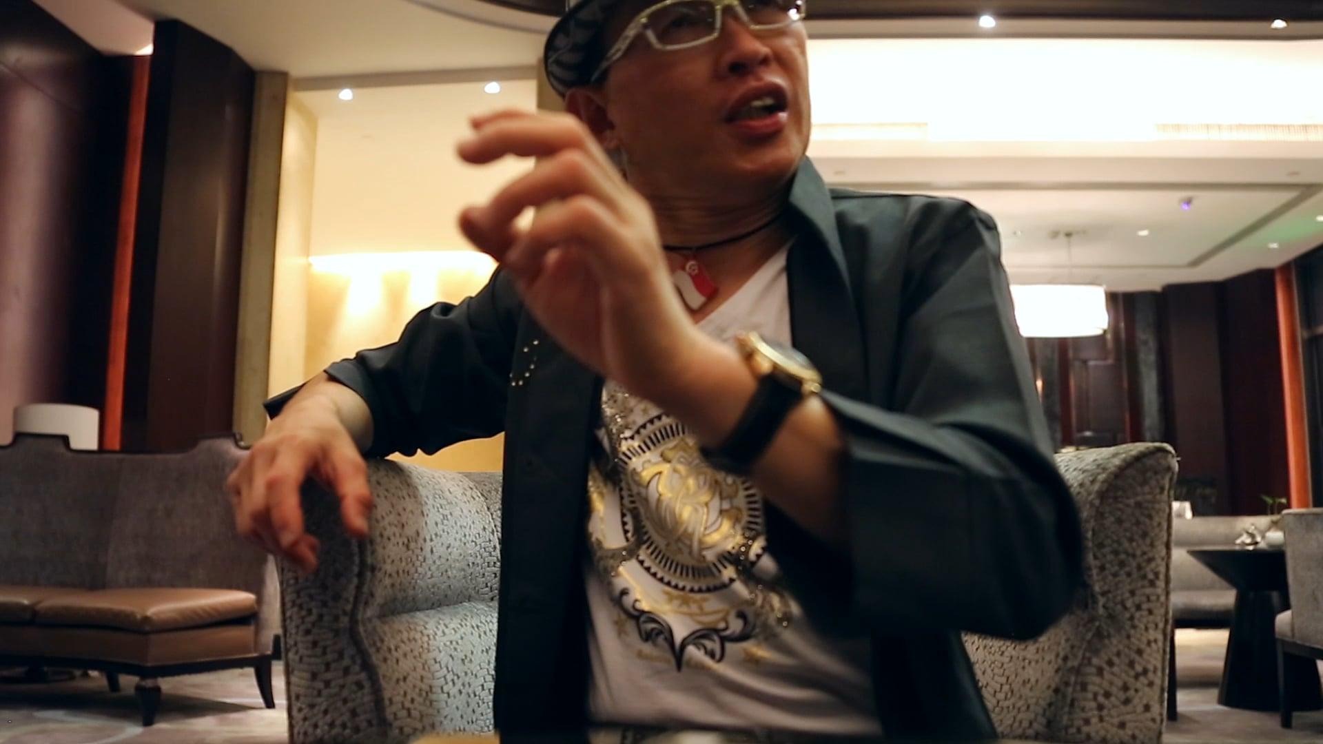 ABILITY Magazine Interview: Liu Fusheng, Art, Life, Tourette's thumbnail