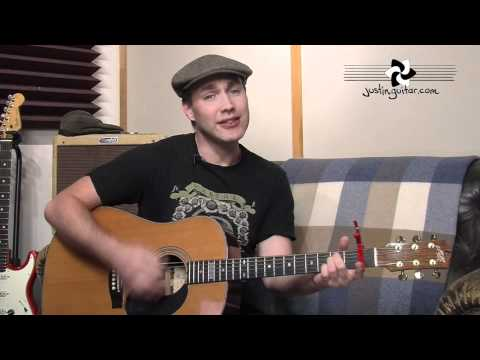 This Years Love - David Gray (Beginner Song Guitar Lesson BS-309) How to play thumbnail