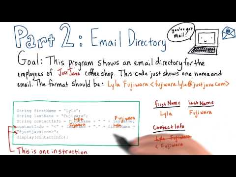 07-14 Email Directory - Solution thumbnail