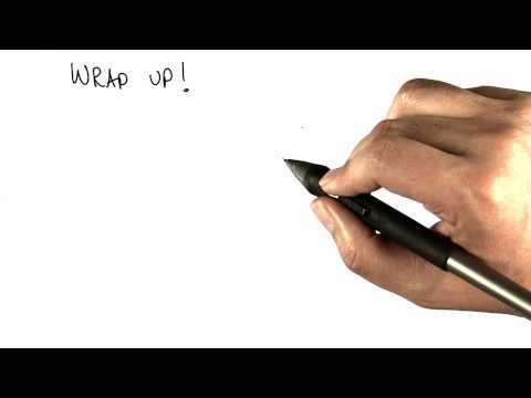 Wrap Up - Intro to Algorithms thumbnail