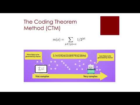 6.2 Computing the Uncomputable: The Coding Theorem Method thumbnail