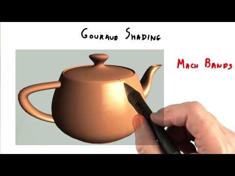 Gouraud Shading - Interactive 3D Graphics thumbnail