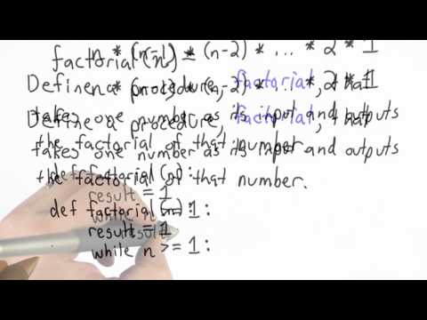 05-44 Factorial Solution thumbnail