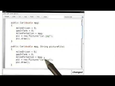 Constructors - Intro to Java Programming thumbnail