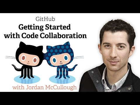 Webcast • Getting Started with Code Collaboration (December 2014) thumbnail