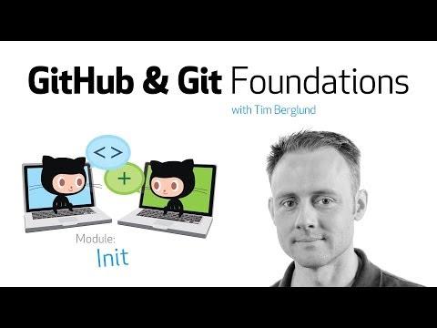 GitHub & Git Foundations • Init thumbnail