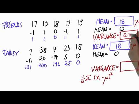 Variances 1 Solution - Intro to Statistics thumbnail