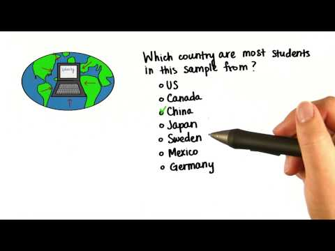 Where Students Are From - Intro to Descriptive Statistics thumbnail