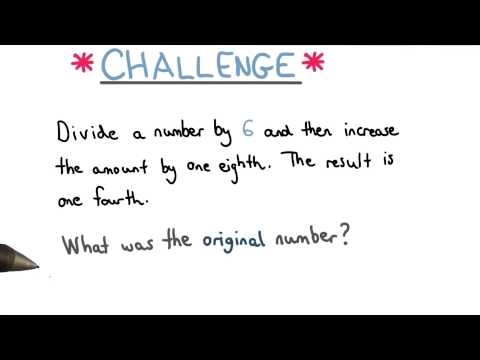 Challenge Question - Visualizing Algebra thumbnail