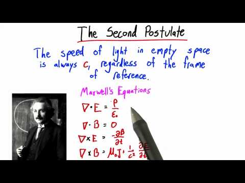 09-11 The Second Postulate thumbnail
