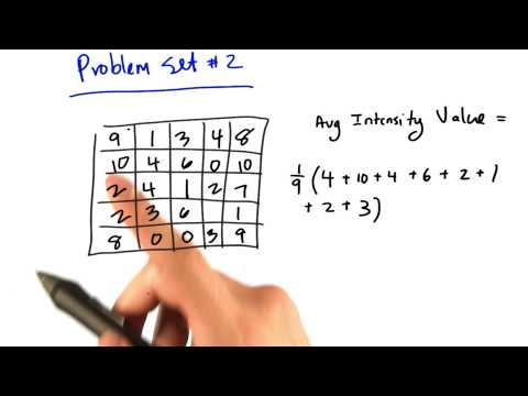 Problem Set 2 - Intro to Parallel Programming thumbnail