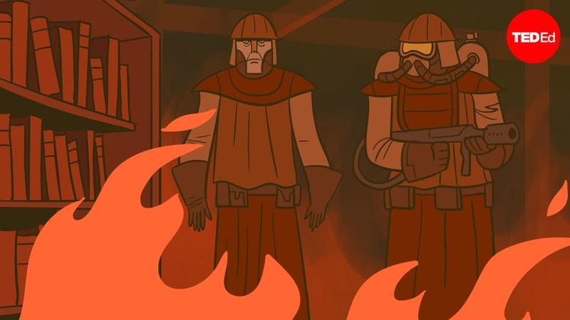 "Why should you read ""Fahrenheit 451""? thumbnail"