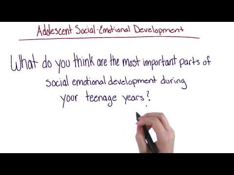 Teenage social emotional development thumbnail