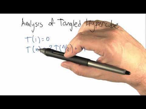 Tangled Hypercube Solution - Intro to Algorithms thumbnail