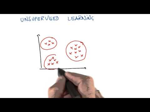 Unsupervised Learning - Intro to Machine Learning thumbnail