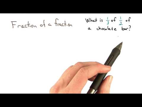 More with Fractions - Visualizing Algebra thumbnail