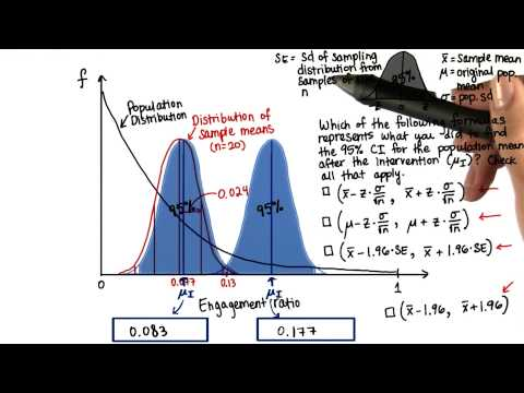 Generalize CI - Intro to Inferential Statistics thumbnail