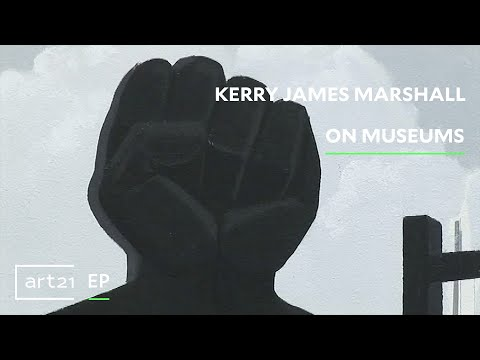 "Kerry James Marshall: On Museums | Art21 ""Extended Play"" thumbnail"
