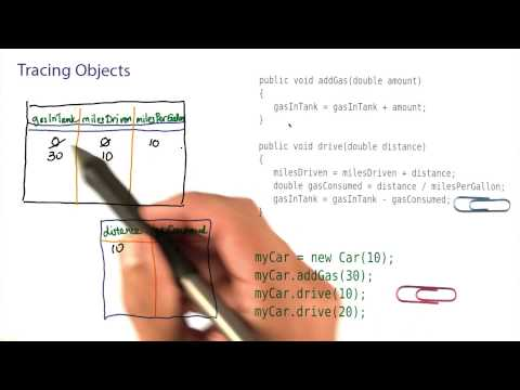 Tracing Objects - Intro to Java Programming thumbnail