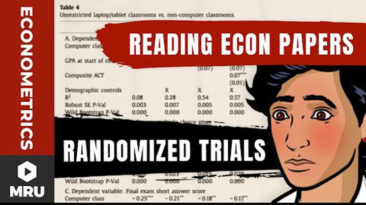 How to Read Economics Research Papers: Randomized Controlled Trials (RCTs)
