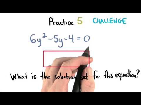 Practice 5 - Visualizing Algebra thumbnail
