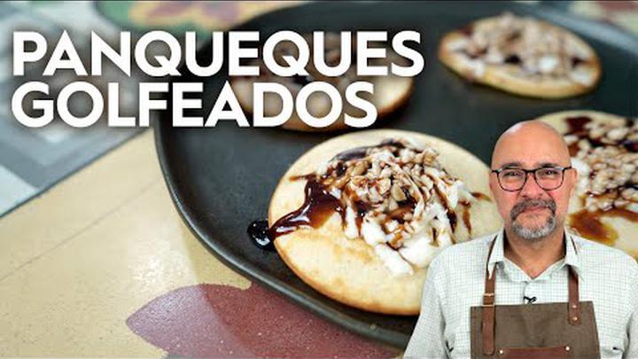 Mi receta de PANQUEQUES GOLFEADOS PERFECTOS l Sumito Estévez