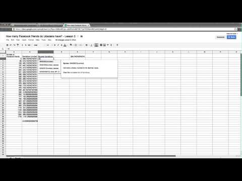 Tutorial - Intro to Descriptive Statistics thumbnail